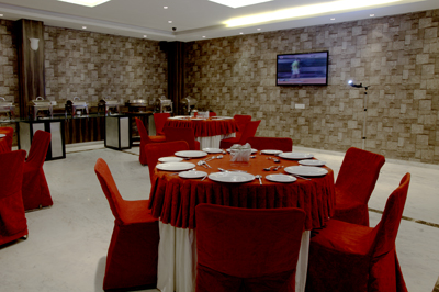 Mango Suites Ascent Hotel Agra Restaurant