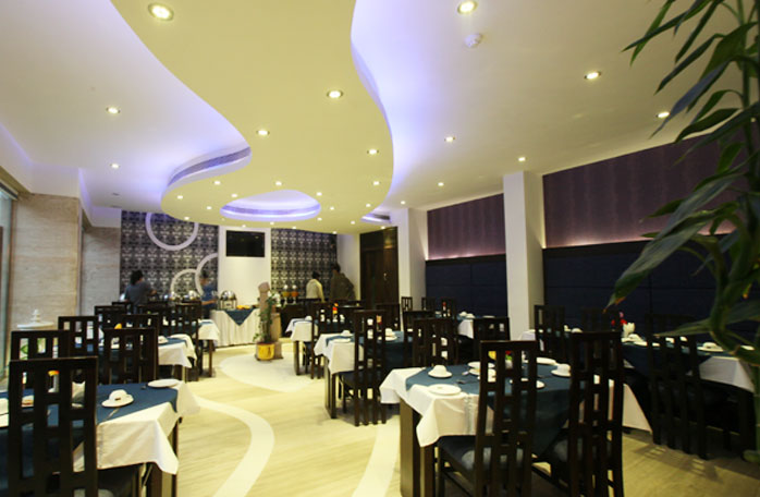 Taj Resort Hotel Agra Restaurant