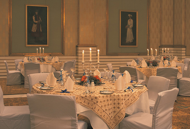 The Oberoi Amarvilas Hotel Agra Restaurant
