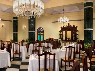 The Grand Imperial Hotel Agra Restaurant